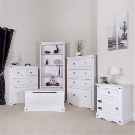 white washed bedroom furniture coroner bedroom furniture set in white washed pine 25979