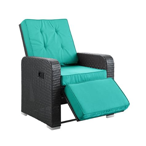 outdoor wicker recliner best outdoor recliner chairs to have in your patio or by