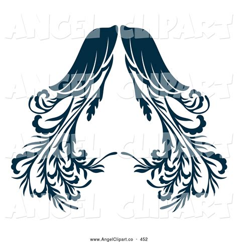 angel wings clipart free clip art clipart bay