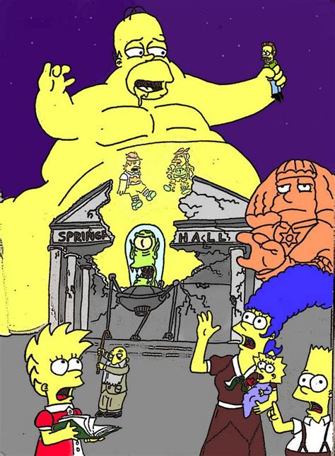 treehouse of horror xvii treehouse of horror xvii by loowee7 on deviantart