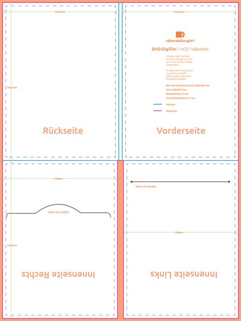 dvd booklet template cd dvd and packaging printing templates by discproduction24