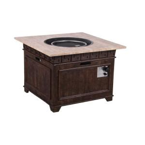 home depot pit table bond manufacturing sonoma 38 in envirostone marble