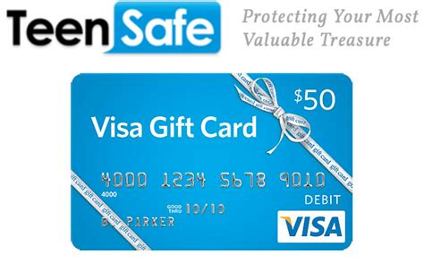 Track Visa Gift Card - keep your teens safe on the their phones 50 visa gift card dandy giveaway