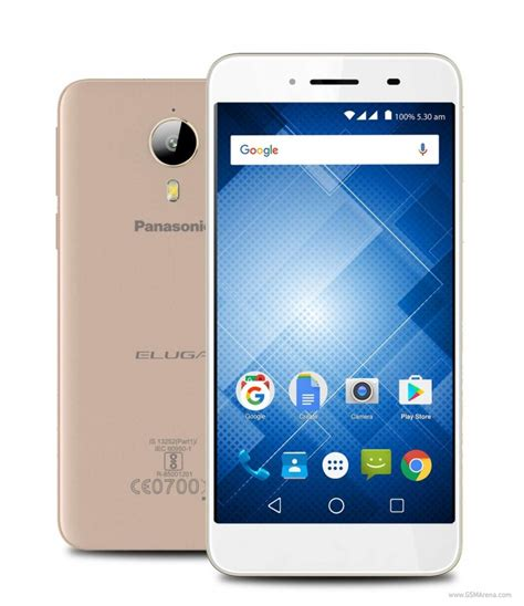 Hp Android Panasonic Eluga panasonic releases the eluga i3 mega with android 6 0