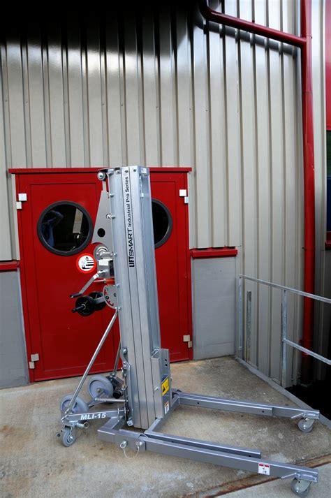 liftsmart materiallift mli  montagelift hebebuehne materialaufzug lastenaufzug handwerker
