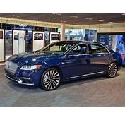 Lincoln Continental 2018 Llega A M&233xico En $1285000