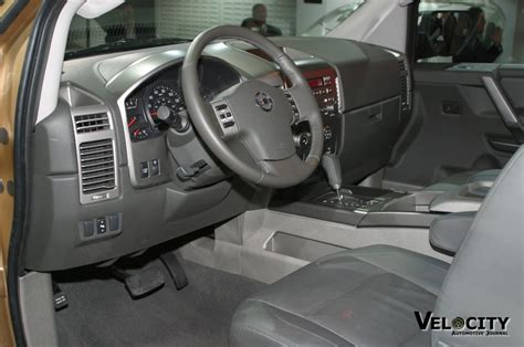 2004 Nissan Titan Interior by Picture Of 2004 Nissan Titan