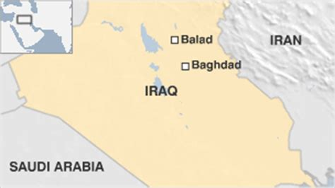 balad iraq map news deadly iraq bomb attack hits balad cafe