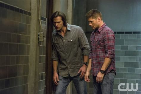 cancelled or renewed status of cw tv shows supernatural season 12 production begins sdcc details