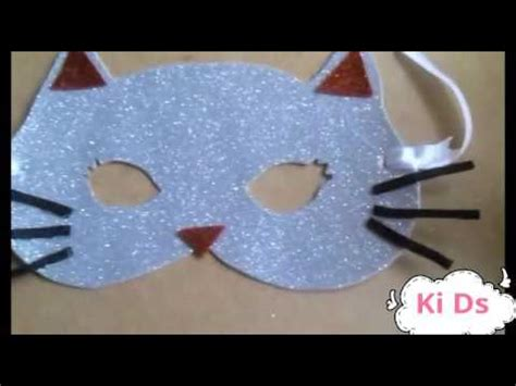 How To Make A Cat Mask Out Of Paper Plates - how to make cat mask