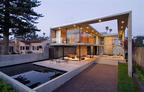 concrete structures design glass house modern house vote now which concrete house is your favorite