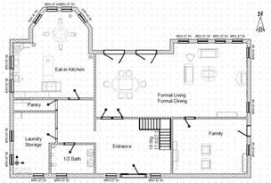 Sample House Plans by File Sample Floorplan Jpg