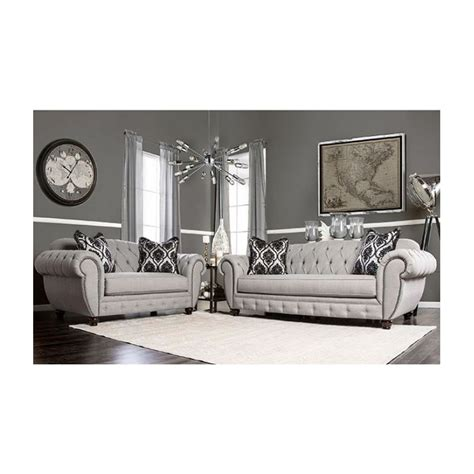 modern victorian furniture sm2291 furniture of america living room modern victorian