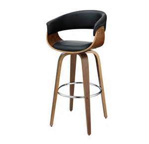modern padded black bar stool co 205 bar stools