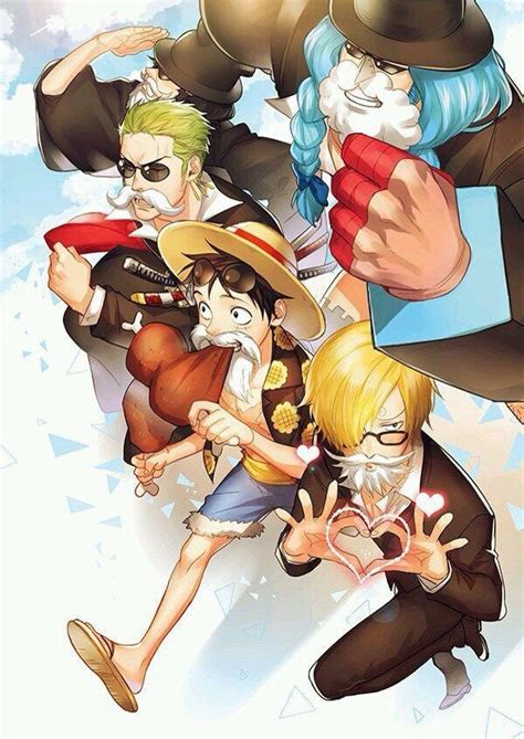 4 Anime One by One Straw Hat One