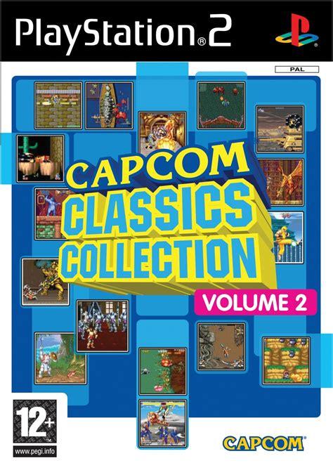 libro classic collection volume 2 capcom une autre compile en f 233 vrier
