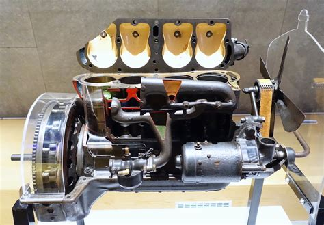 henry ford s genius model t engine