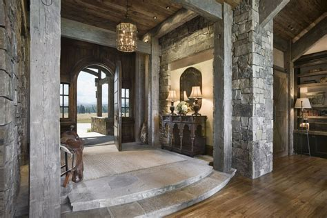 entryway images rustic entryway with specialty door by locati architects