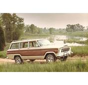 Possibly Running Out Of Ideas Jeep May Revive The Wagoneer