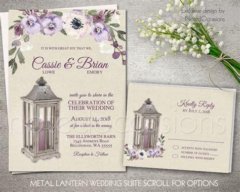 wedding card lantern 84 best lantern wedding invitations with florals images on