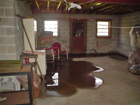 Foundation Waterproofing in NS, NB   Foundation Flooding