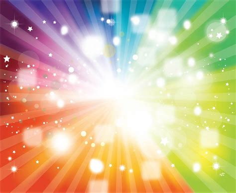 rainbow vector background colors vector graphics