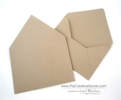 how to make a custom envelope