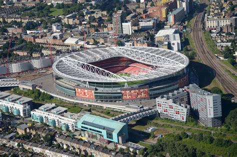 arsenal emirates stadium watch a documentary about the building of arsenal s