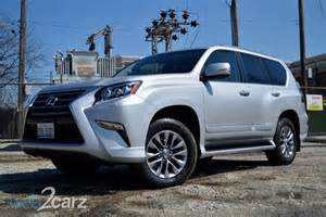 Lexus Gx 460 Luxury 2014 Lexus Gx 460 Luxury Review Web2carz