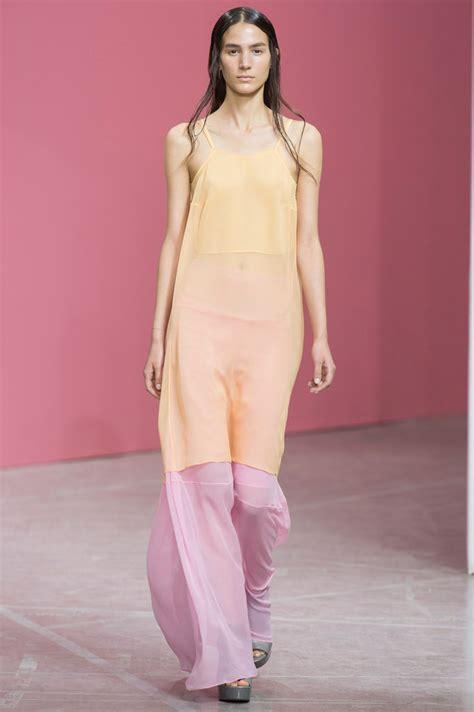 Kisa Fashion Week by Theyskens Theory Summer 2014 Womenswear Collection