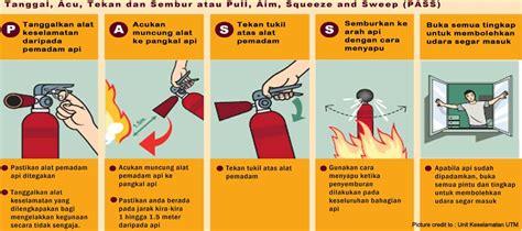 cara menggunakan alat pemadam apar tabung pemadam api cara mudah menggunakan alat pemadam api ringan