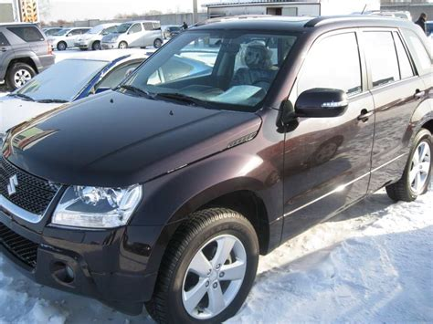 Suzuki Automatic For Sale 2009 Suzuki Grand Vitara For Sale 2400cc Gasoline