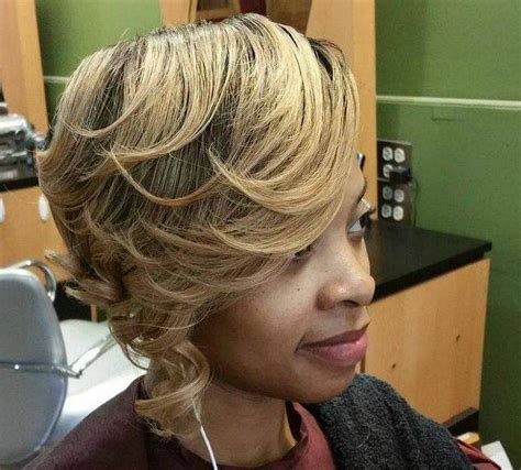 pictures of weave hairstyles to one side quick weave everything you need to know pros cons