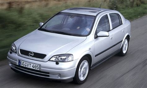 Upholstery Cheap Opel Astra Hatchback 1998 2004 Reviews Technical Data