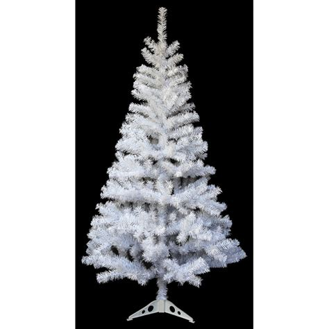 deluxe white christmas tree 6ft artificial tree xmas