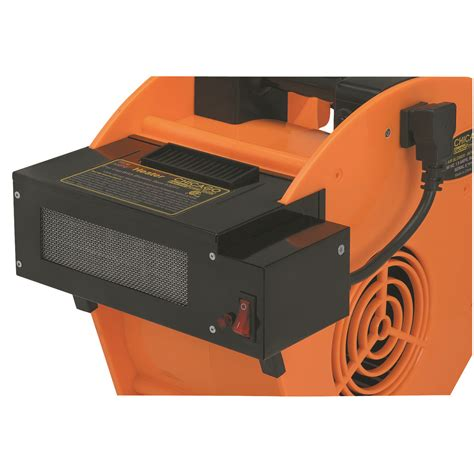 harbor freight floor fans heater attachment for portable blower