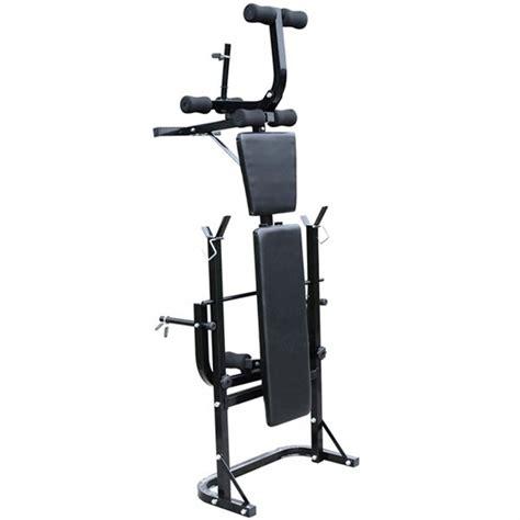 folding weight bench with weight set vidaxl co uk folding weight bench dumbbell barbell set
