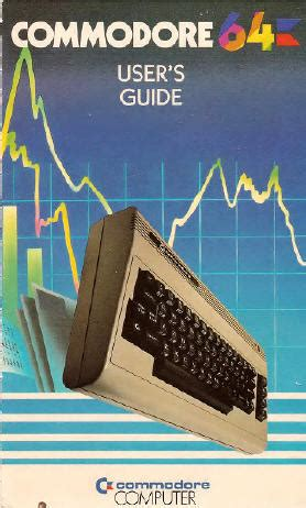 Commodore Ca Manuals Commodore 64 Users Guide