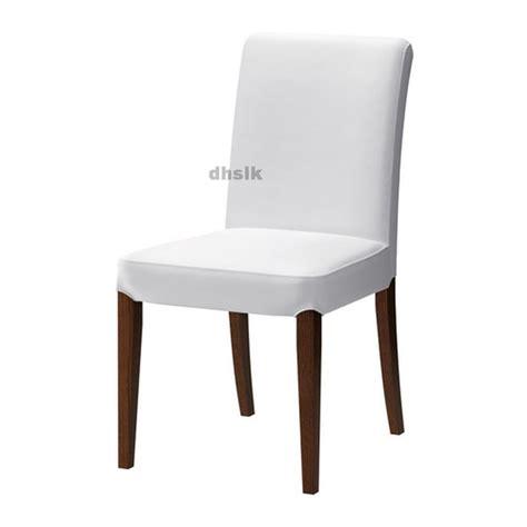 henriksdal chair slipcover ikea henriksdal chair slipcover cover 21 quot 54cm gobo white