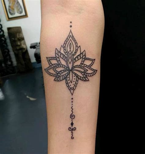 simple tattoo perth 90 immensely deep and positive lotus mandala tattoos to