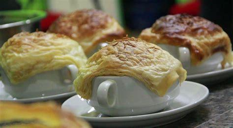 cara membuat adonan zuppa soup penyebab puff pastry zuppa soup tidak mengembang okezone