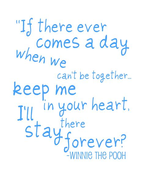 printable pooh quotes free printable birthday quotes quotesgram