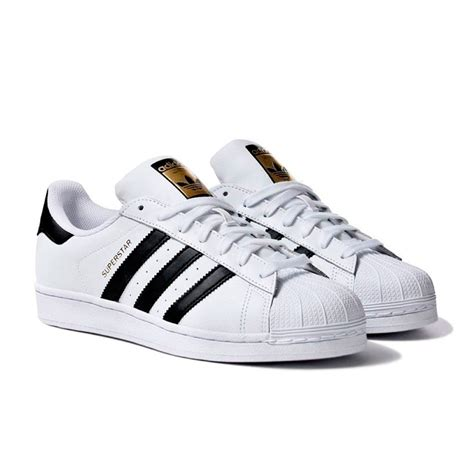Adidas White Superstar adidas originals superstar white black add171wb