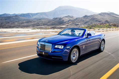 rolls royce dawn blue 2016 rolls royce dawn first drive review