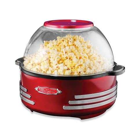 corn maker buying guide to popcorn makers bed bath beyond