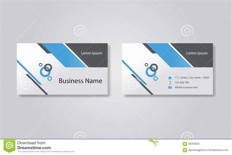 create a business card template business card template design backgrounds vector eps 10
