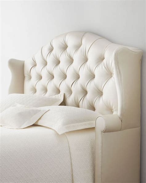 quot devona quot tufted headboard