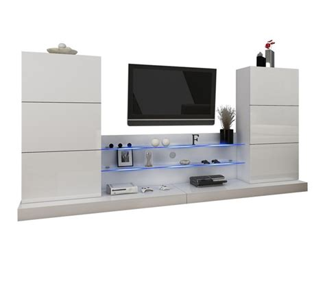 entertainment center with led lights ulm modern entertainment center wall unit with led lights
