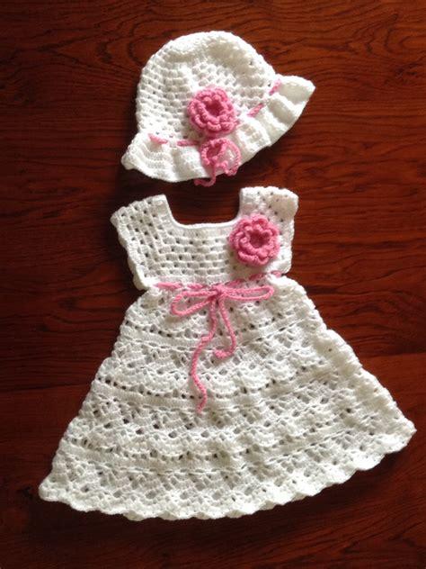 patroon babyjurkje babyjurkje met zonnehoedje baby kleertjes haken
