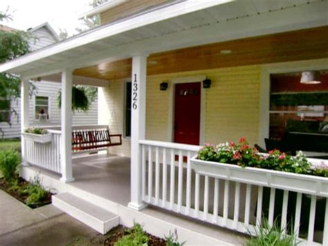 front porch addition video diy